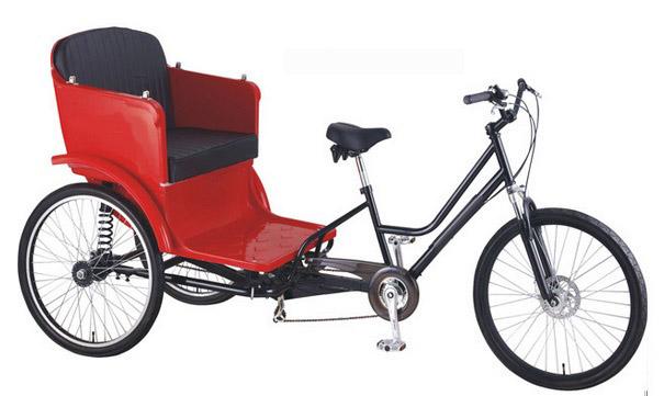 pedicab, vélo taxi, vélo utilitaire